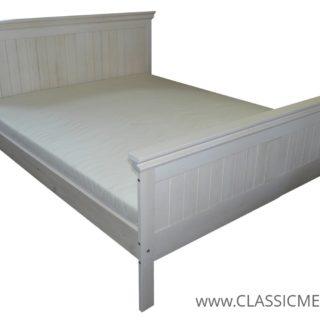 Łóżko Romeo II – 140×200 cm – SOSNA – LITE DREWNO  – Meble Doktór
