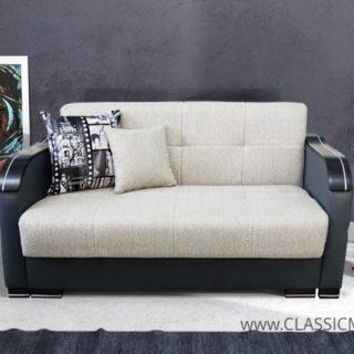 Kanapa, wersalka, sofa Amanda II z funkcją spania – Arkos