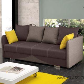 Sofa IGA – 3 z funkcją spania z pojemnikiem – Kinas