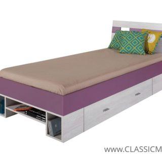 Łóżko Next 19 + materac – Meblar