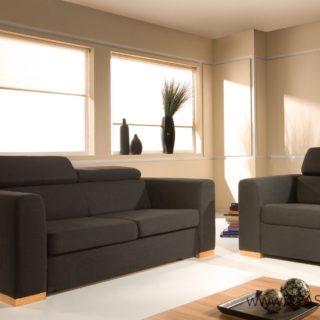 Zestaw Loft z funkcją spania + Fotel – Meblar
