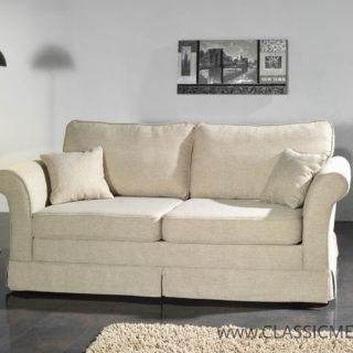 Sofa Miami 2 osobowa z falbaną – Topline