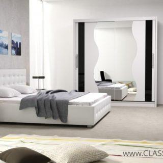 Sypialnia Figaro BIS z materacem bonellowym – Arkos