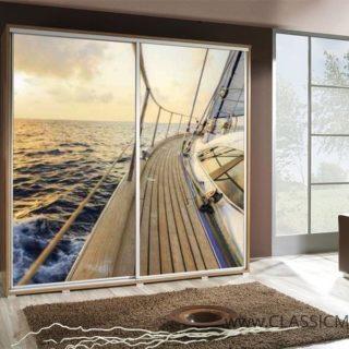 Szafa Penelopa 205 z motywem Jacht – Maridex