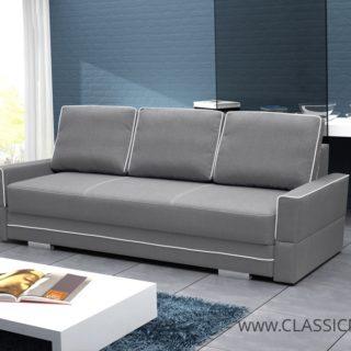 Sofa SAMANTA B – 3 z funkcją spania z pojemnikiem – Kinas