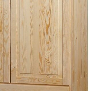 Szafa 100 – 2 drzwi + szuflada – SOSNA – LITE DREWNO – Meble Doktór