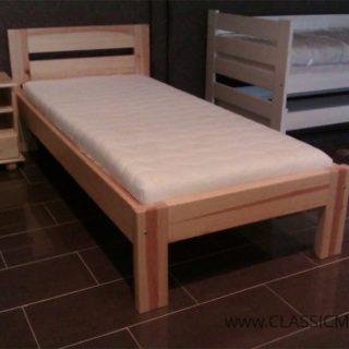 Łóżko Aron 140 x 200 – SOSNA – LITE DREWNO  – Meble Doktór