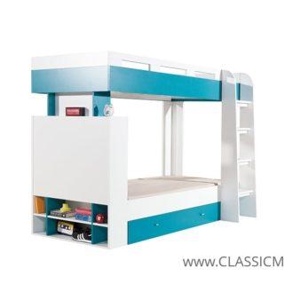 Łóżko piętrowe Mobi 19 – Meblar