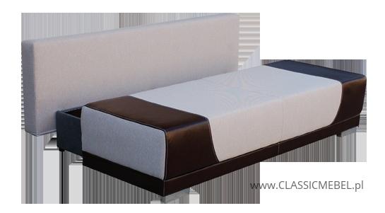 Sofa Manhatan z funkcją spania - Kinas
