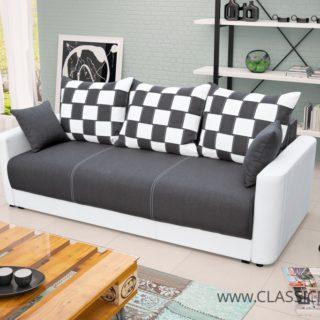 Sofa XARA – 3 z funkcją spania z pojemnikiem