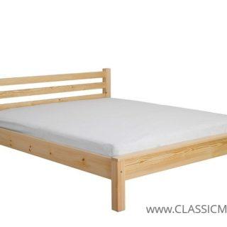 Łóżko Stylio 140 x 200 – SOSNA – LITE DREWNO – Meble Doktór