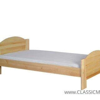 Łóżko Miki 140 x 200 – SOSNA – LITE DREWNO – Meble Doktór