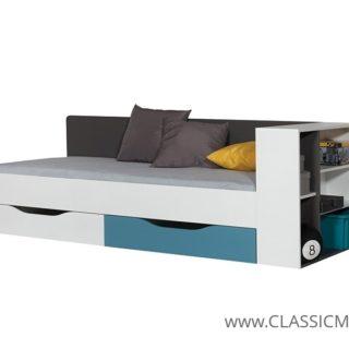 Łóżko Tablo 12 A + materac – Meblar
