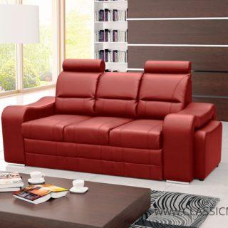 Sofa Wenus + 2 pufy gratis z funkcją spania – Kinas
