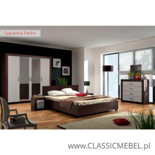 Sypialnia Pedro z materacem bonellowym – Arkos