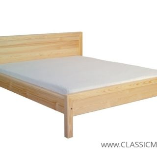 Łóżko Prestige 140×200 cm – SOSNA – LITE DREWNO – Meble Doktór