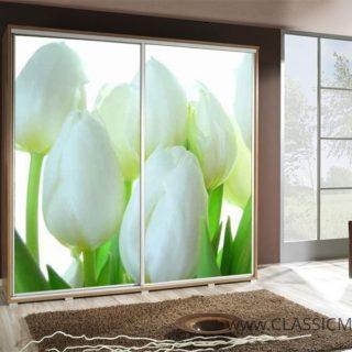 Szafa Penelopa 205 z motywem Tulipany – Maridex
