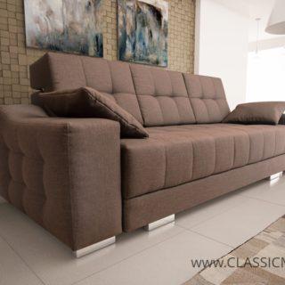 Sofa Cyntia  z funkcją spania – Kinas