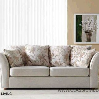 Sofa Classic Living 3/FS z funkcją spania – Topline